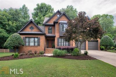 Suwanee Single Family Home Under Contract: 130 Rivercrest Ln