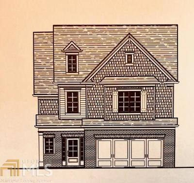 Smyrna Single Family Home New: 215 Still Pine Bend