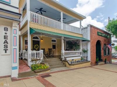 Newnan Condo/Townhouse For Sale: 10 E Washington St
