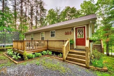 Blue Ridge Single Family Home For Sale: 531 Scenic Dr