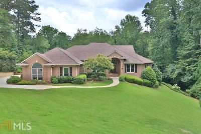 Braselton Single Family Home New: 2001 Burgundy Dr