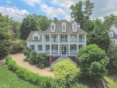 Peachtree City Single Family Home For Sale: 823 Southern Shore