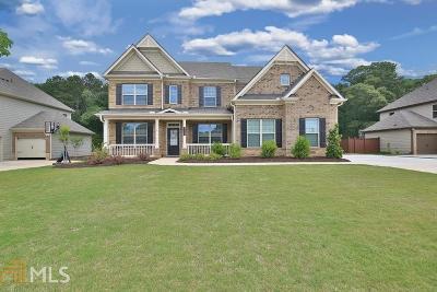 Woodstock Single Family Home New: 213 Birchin Dr