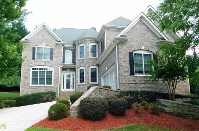 Douglasville Single Family Home New: 5839 Sarazen Trl