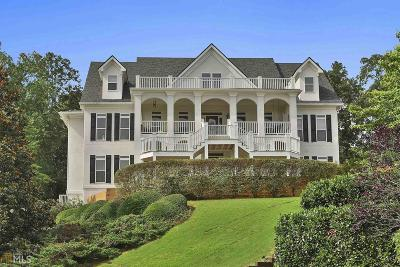 Peachtree City Single Family Home For Sale: 203 Palisades