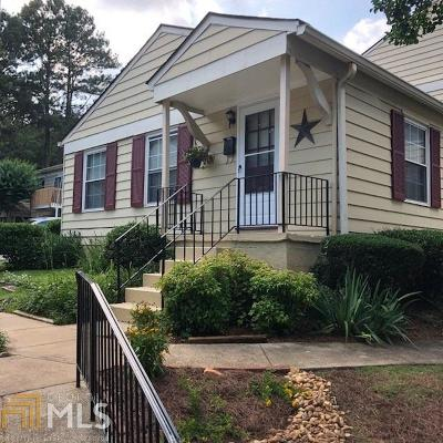 Marietta Rental New: 1358 Old Coach Rd