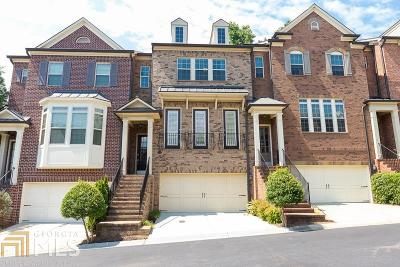 Atlanta Condo/Townhouse New: 3731 Broughton Cir