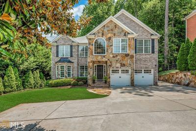 Alpharetta Single Family Home New: 1120 Park Glenn Dr