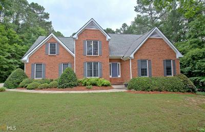 Fayetteville Single Family Home New: 140 Lucky Leaf Pl