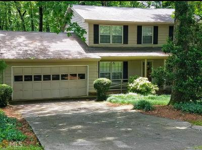 Roswell Rental New: 4501 Mountain Creek Dr