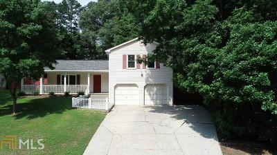 Fulton County Single Family Home For Sale: 150 Sheringham Dr