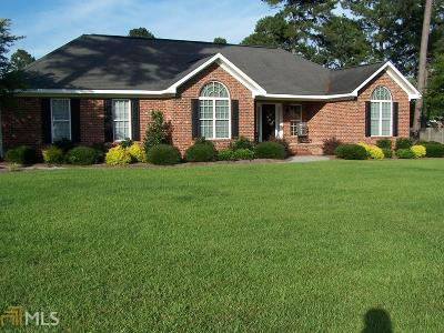 Statesboro Single Family Home For Sale: 500 East Mica Ct