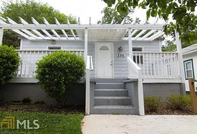 Avondale Estates Single Family Home For Sale: 296 3rd Ave