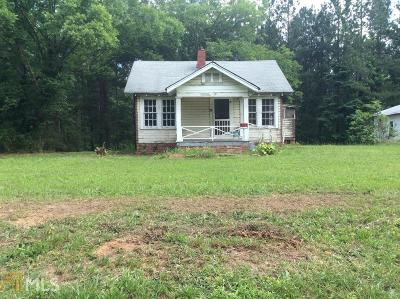 Bremen Single Family Home Under Contract: 133 Harper Rd