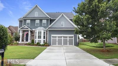 Braselton Single Family Home New: 1391 Loowit Falls Way
