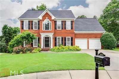 Dacula Single Family Home New: 1694 Praters Pt
