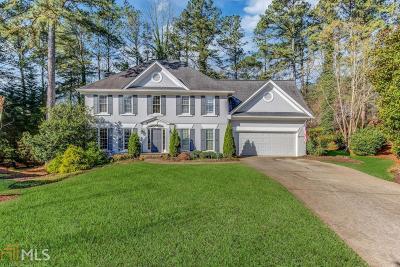 Alpharetta Single Family Home New: 3560 Lakewind Way