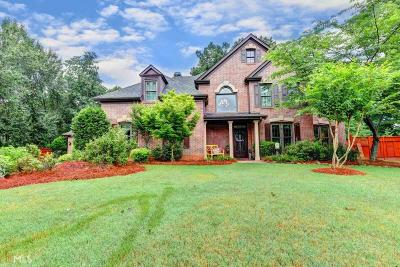 Suwanee Single Family Home New: 4655 Waterford Dr