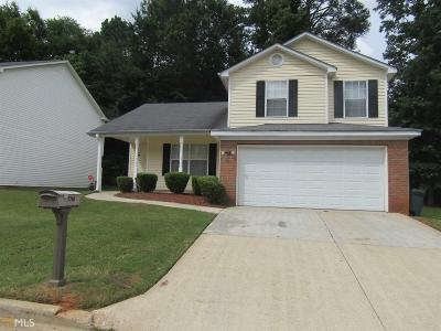 Lithonia Single Family Home Under Contract: 5740 Wellborn Oaks Ct