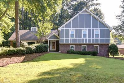 Smyrna Single Family Home New: 183 Oak Knoll