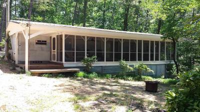 Elbert County, Franklin County, Hart County Single Family Home For Sale: 61 Foxtail Dr #18