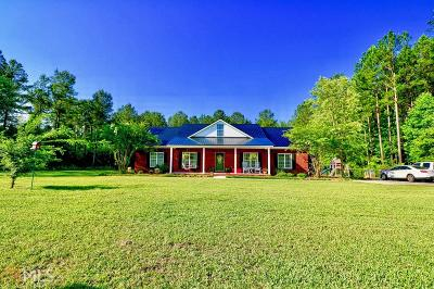 Statesboro Single Family Home For Sale: 1574 Zettwell Rd