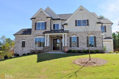 Marietta Single Family Home For Sale: 3840 Cochran Lake Dr