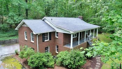Winston Single Family Home Under Contract: 5945 Liberty Rd