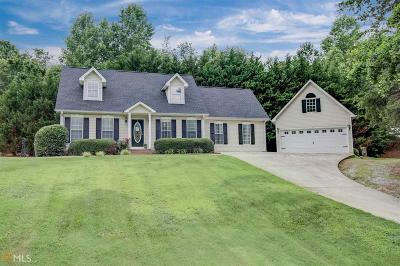 Gainesville Single Family Home Under Contract: 4023 Summit Chase