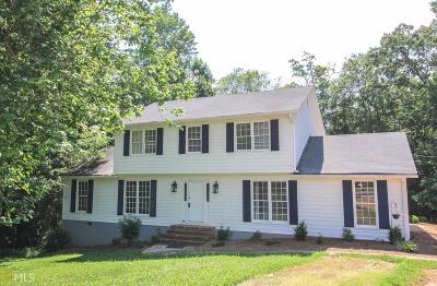 Gainesville Single Family Home New: 3537 Esteva Pl
