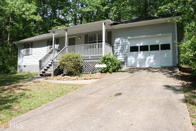 Douglasville Rental New: 6880 Summer Hill Dr