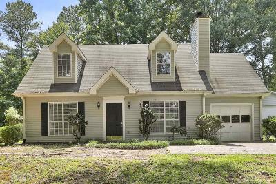 Fayette County Single Family Home For Sale: 128 Sweetgum Rd