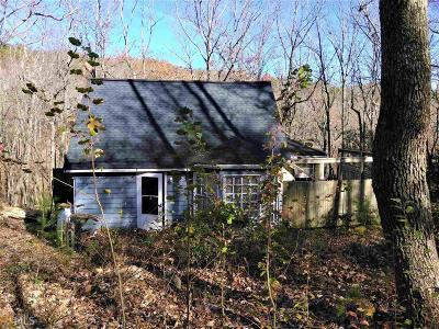 Pickens County Single Family Home New: 52 Ivy Ct