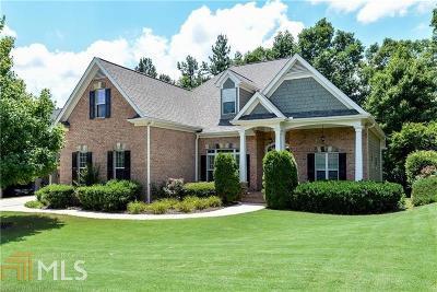 Buford Single Family Home New: 3846 Thompson Lake Dr