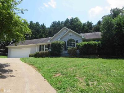 Gainesville Single Family Home New: 4144 C Rogers