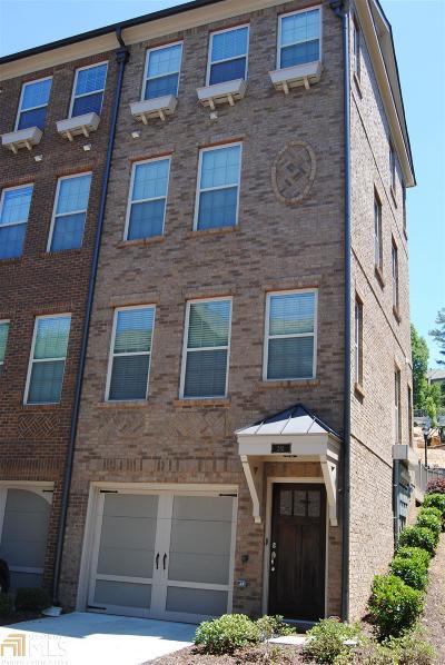 Condo/Townhouse New: 261 Goodson Way