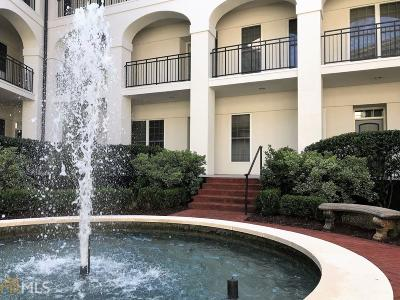 Fulton County Condo/Townhouse For Sale: 3101 Howell Mill Rd #127