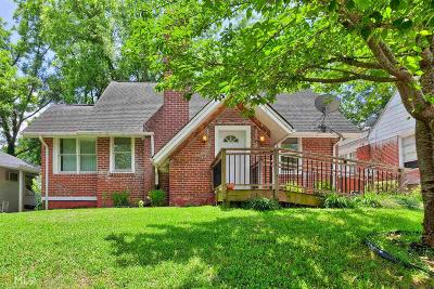 Fulton County Single Family Home For Sale: 1310 Thurgood