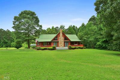 Coweta County Single Family Home New: 2 Kimberwick Trl