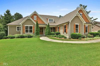 Fayetteville Single Family Home New: 111 Waterlace Way