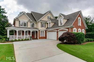 Dacula Single Family Home Back On Market: 1022 Pathview Ct