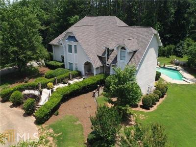 Single Family Home New: 15465 Alpha Woods Dr