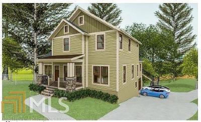 Atlanta Single Family Home New: 1774 Belle Isle Cir