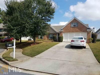 Covington Single Family Home New: 120 Natalie Ct