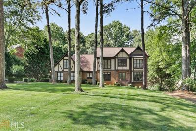 Stone Mountain Single Family Home New: 6099 Millstone Run