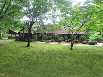 Gainesville Single Family Home New: 3341 Old Cornelia Hwy