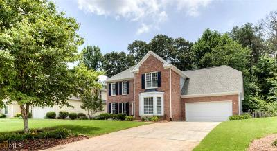 Single Family Home New: 595 Willowbrook Run