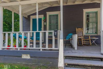 Atlanta Multi Family Home New: 607 SE Gaskill St