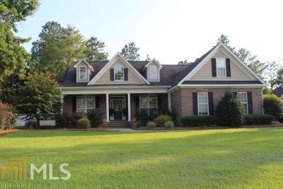 Statesboro Single Family Home New: 408 Myrtle Crossing Ln