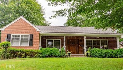 Avondale Estates Single Family Home New: 16 Berkeley Rd